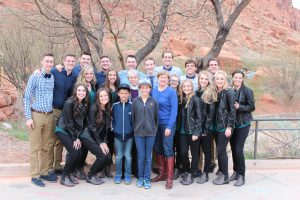 Tuacahn Center for the Arts - 2016 Spring Concert Series - Vocal Point and Noteworthy