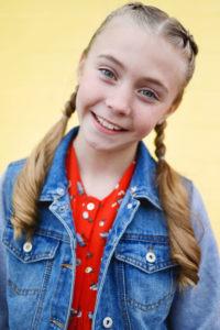 Portrait of Lydia Ricks (Annie)