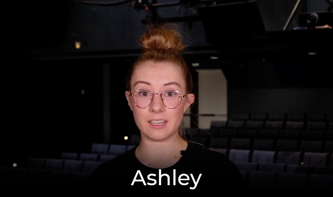 Ashley's orientation video link