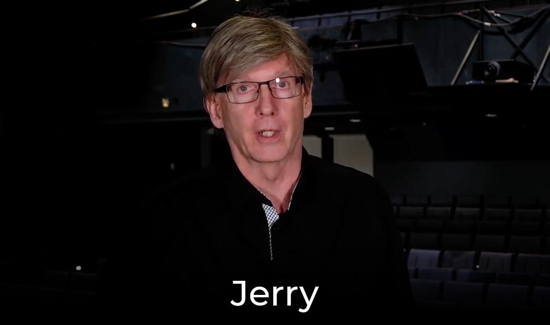 Jerry's orientation video link