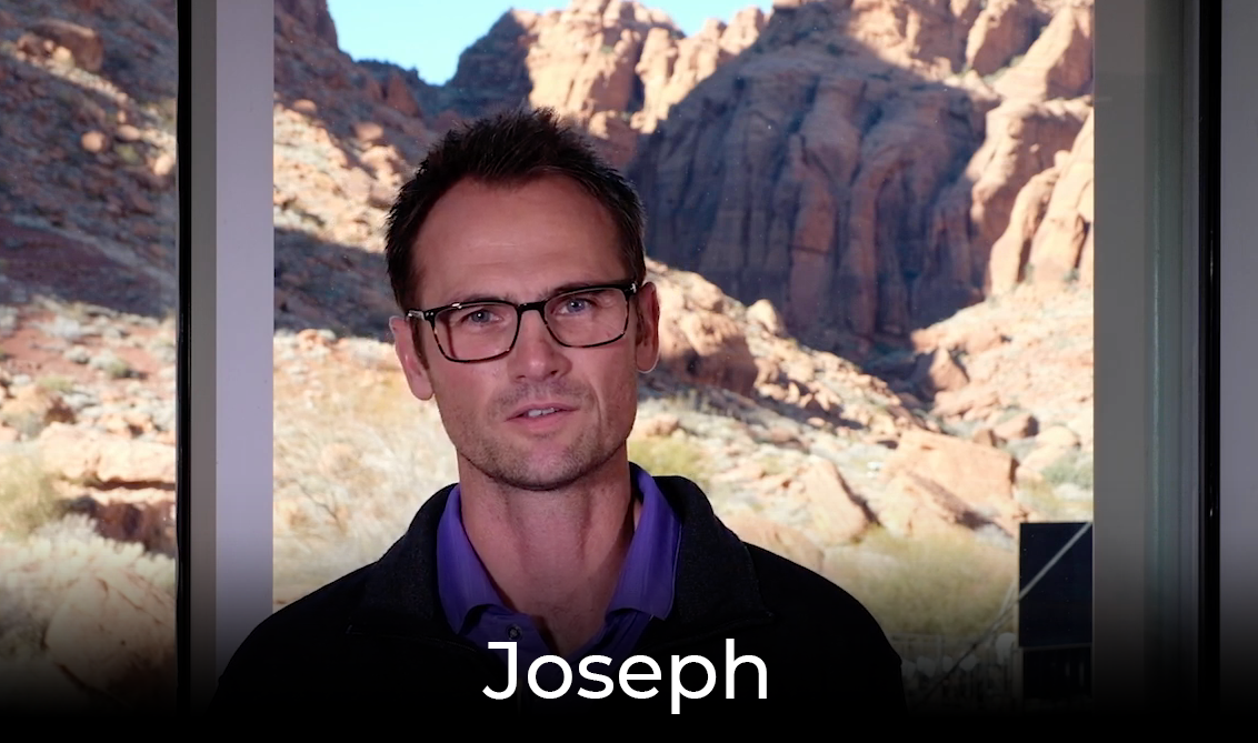 Joseph's orientation video link