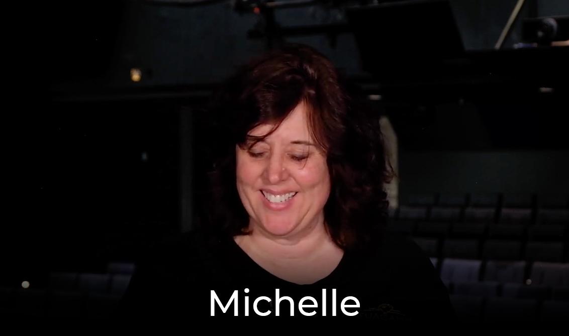 Michelle's orientation video link