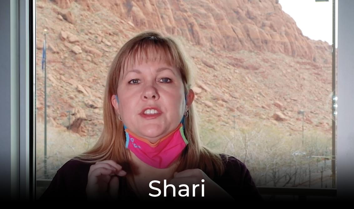 Shari's orientation video link
