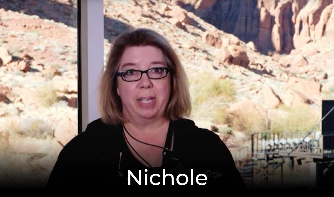 Nichole's orientation video link