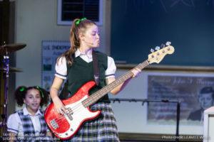 Katie Travis and Shonelle in School of Rock