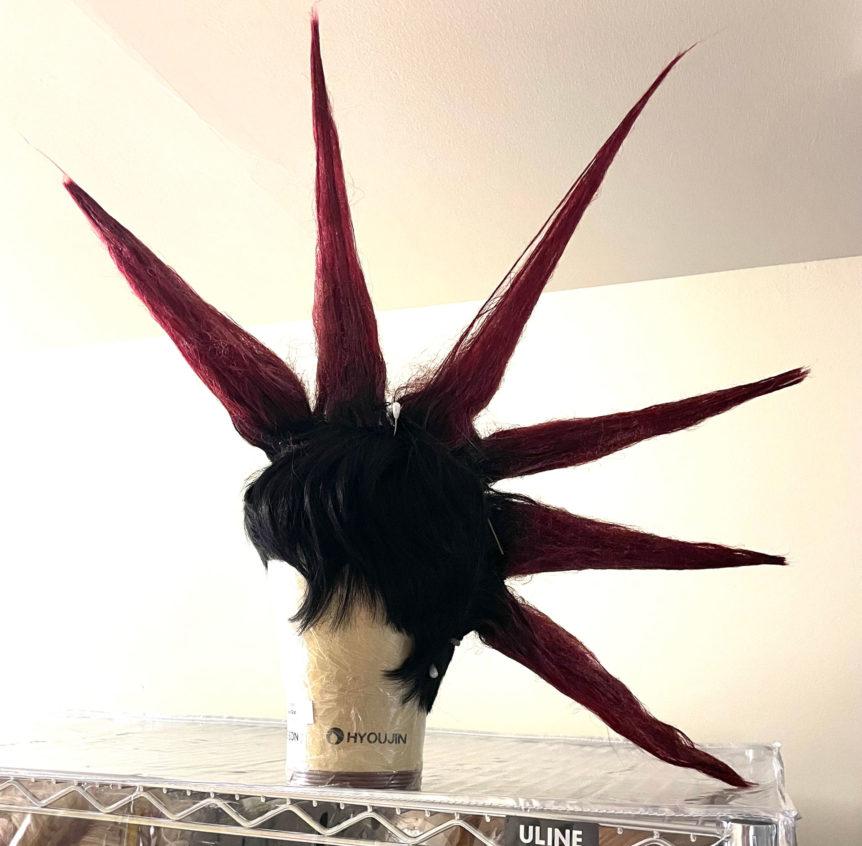 Wig from School of Rock