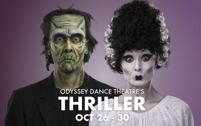 Thriller Frankie and Bride