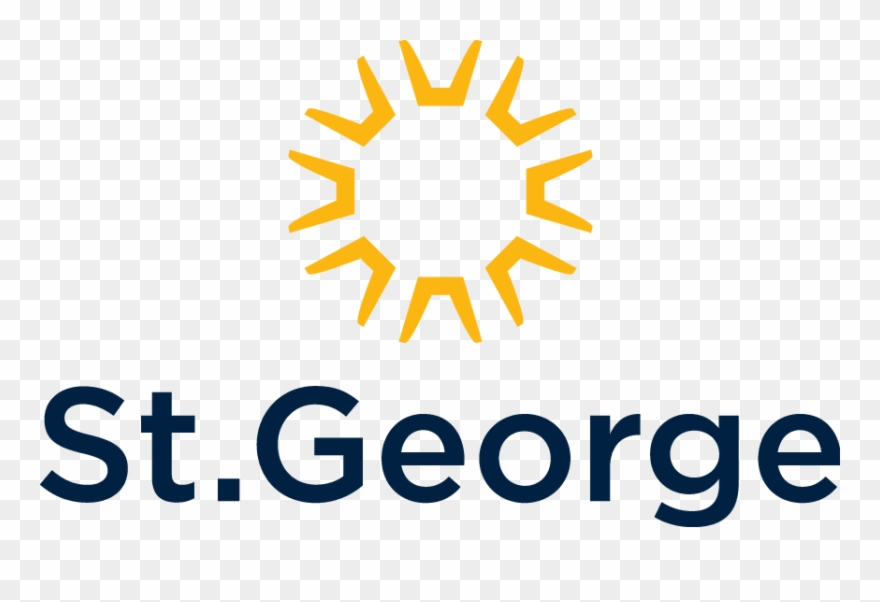 st george city logo